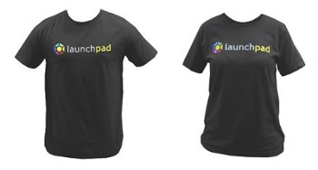Launchpad t-shirts for men and women